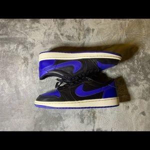 Retro Nike Air Jordan 1 Low Royal Blue's